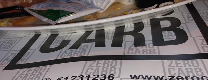 Zero Carb Restaurant is one of Tempat yang Disukai 9aq3obeya.