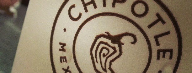 Chipotle Mexican Grill is one of Corona.