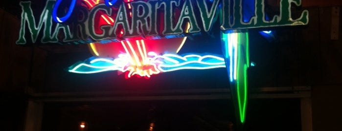 Jimmy Buffett's Margaritaville is one of Mexico // Cancun.