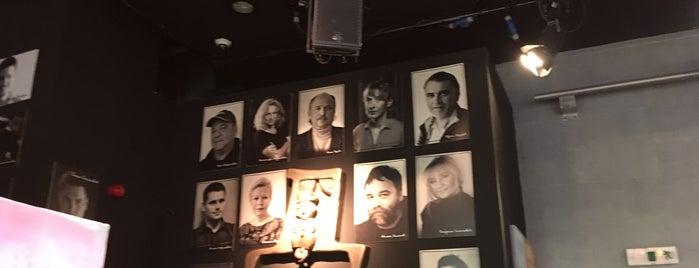 """Malo pozorište """"Duško Radović"""" is one of Theaters in Belgrade."""