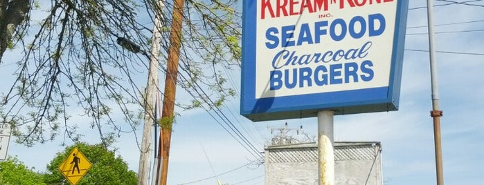 Kream 'n Kone is one of Cape Cod Go-To Spots.
