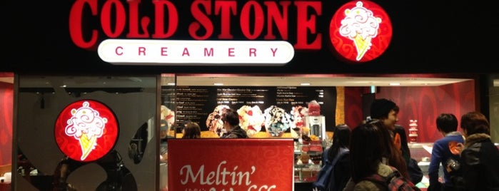Cold Stone Creamery is one of Lieux qui ont plu à ゆうママ.