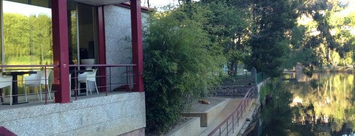 Chalé do Park is one of Orte, die ! BETA simone gefallen.