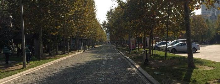 Gaziler Parkı is one of Posti che sono piaciuti a Melike.