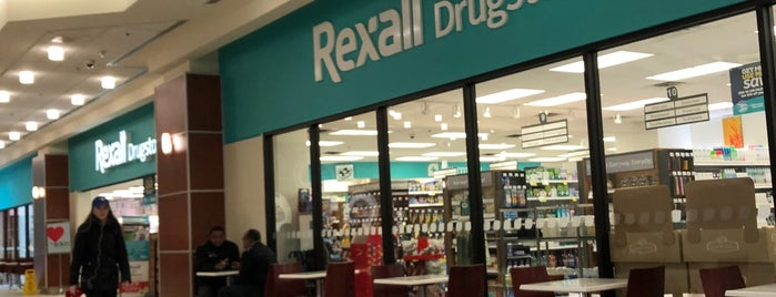Rexall Drugstore is one of Rexall Pharma Store (1/2).