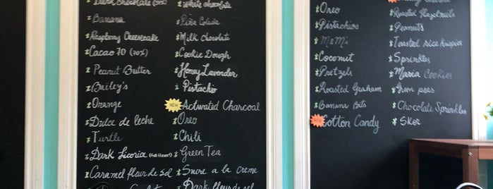 La Diperie is one of Top 21 Ice Cream Sandwiches by Neighbourhood.