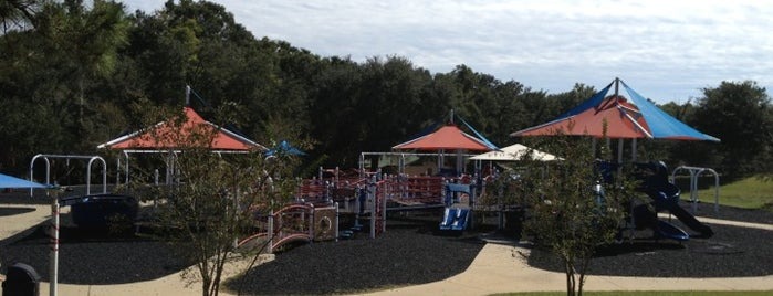 Tom Brown Park Playground is one of Things To Do.