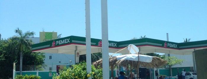 Pemex is one of Locais curtidos por Edgar.