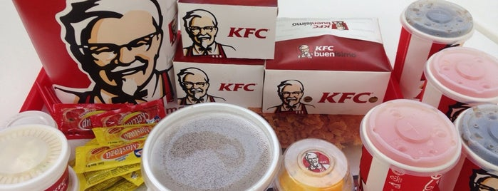 KFC is one of pour manger =).
