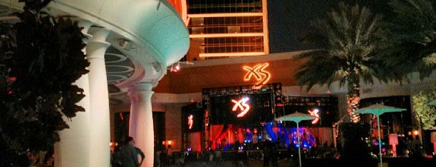 XS Nightclub is one of Las vegas.