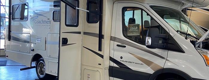 Beaver Coach Sales & Service is one of Lugares favoritos de QQ.