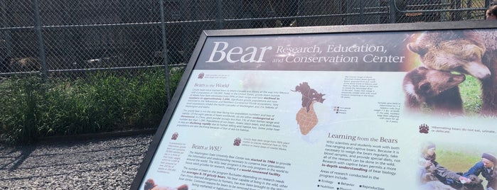 Bear Research and Conservations is one of Aaron : понравившиеся места.