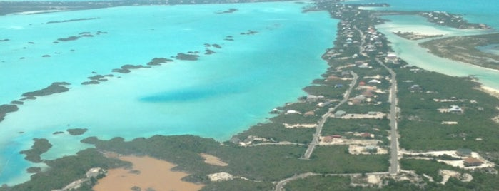 Providenciales International Airport (PLS) is one of Airports I've flown into professionally.