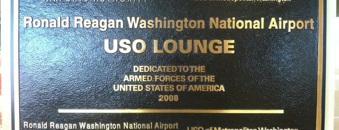USO Centers