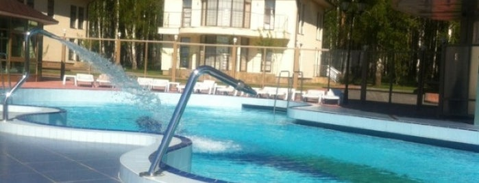 Ramada Royal Spa is one of досуг.