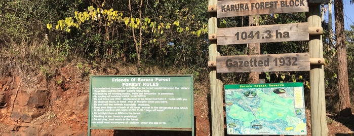 River Cafe at Karura Forest is one of Nairobi.