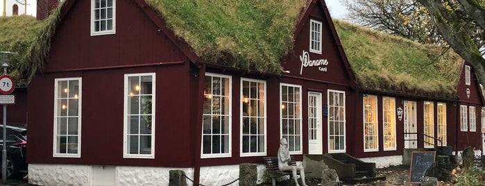 Paname Café is one of Faroe Islands.