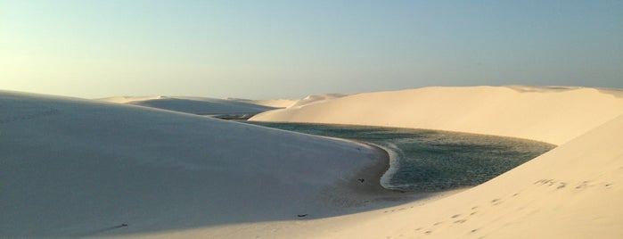 Parque Nacional dos Lençóis Maranhenses is one of Gez Gor.
