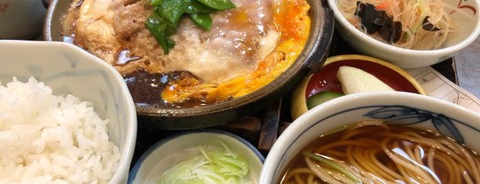 謙徳 蕎麦家 エンゼル店 is one of 田町ランチスポット.