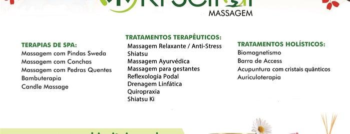 Espaço Ki Seitai & Massagem is one of Tempat yang Disimpan LILIANA.