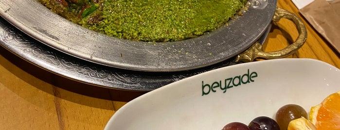 Beyzade Kahvaltı & Künefe is one of Avrupa yakası.