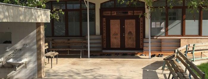 Uğurlu Köyü Merkez Camii is one of Murat karacim : понравившиеся места.