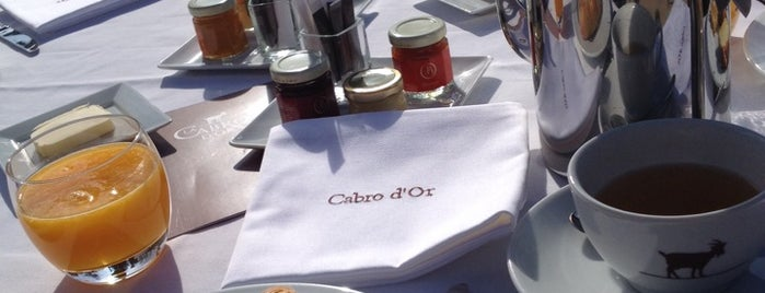 Restaurant La Cabro d'Or is one of Aix & Provence : best spots.