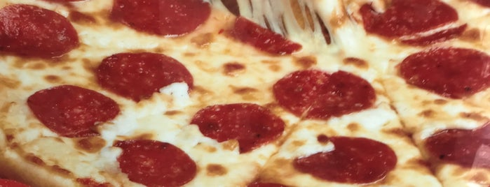 Little Caesars Pizza is one of New York to try and past loved list.