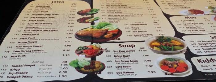 Ayam Penyet API is one of Makan @ KL #8.