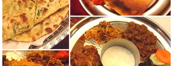 The Royal Kitchen is one of Naan Sense.