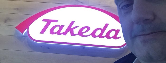 Takeda Pharmaceuticals is one of Orte, die Michael gefallen.