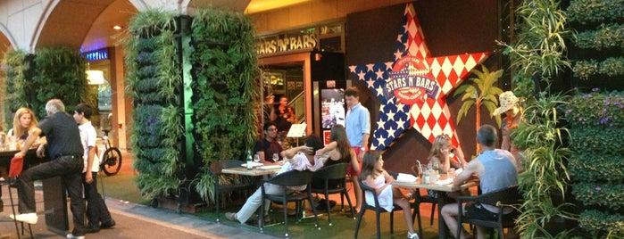 Stars'N'Bars is one of Monaco.