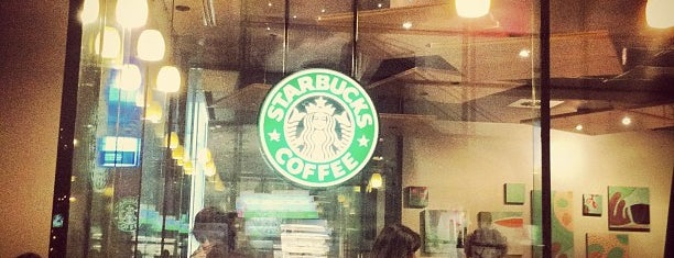 Starbucks is one of Locais curtidos por Tasos.