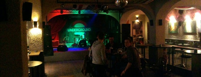 Underground is one of Lets do Sarajevo.