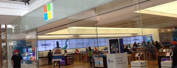 Microsoft Store is one of San Francisco CA.