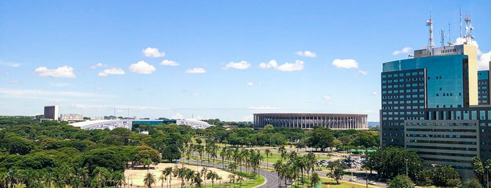 Edifício Parque Cidade Corporate is one of Brasília Places.