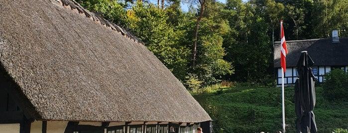 Restaurant Skovmøllen is one of Tasting Central Europe: hottest foodie places.