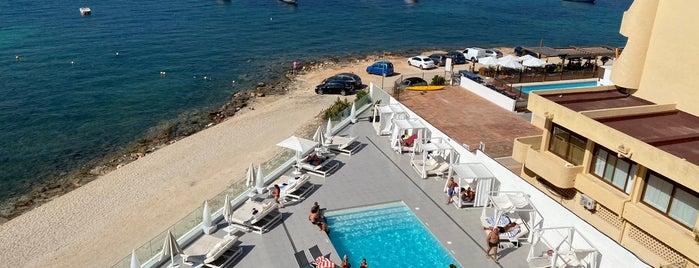 Axel Beach Hotel is one of Espana.