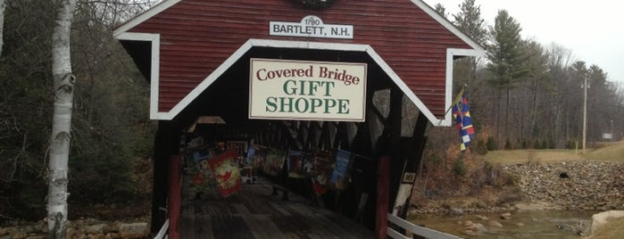 Covered Bridge Gift Shop is one of Xavier : понравившиеся места.