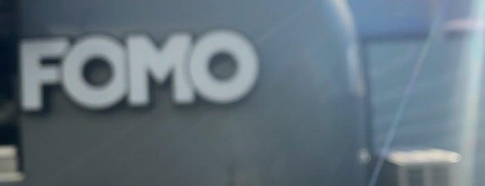 Fomo is one of Dubai 2021.