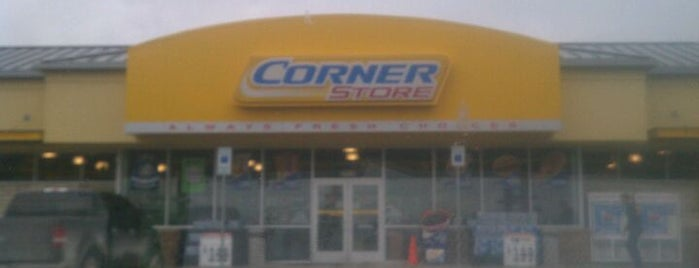 Corner Store is one of M-US-01.