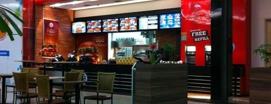 Burger King is one of Diogo'nun Beğendiği Mekanlar.