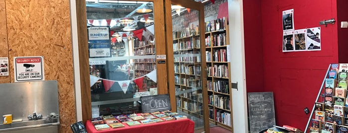 The Big Comfy Bookshop is one of Bookstores - International.