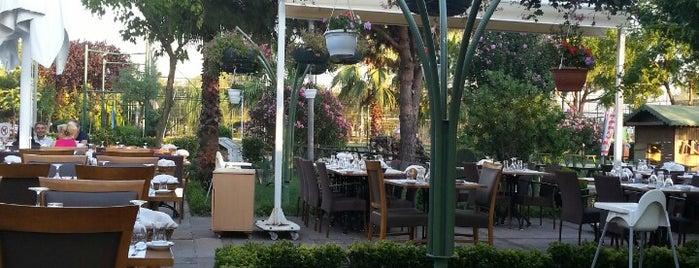 Khalkedon Cafe & Restaurant is one of Orte, die Mert gefallen.