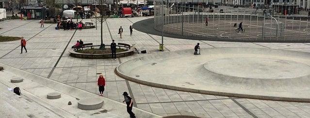Israels Plads is one of Plaza-sightseeing i København.