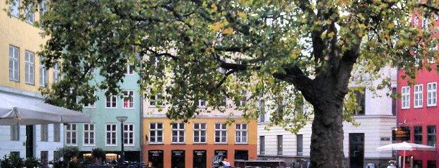Gråbrødre Torv is one of Best of Copenhagen - during the day.