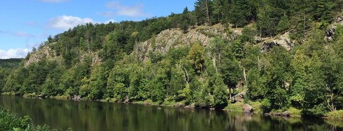 Niagara, WI is one of Lugares favoritos de Kirk.