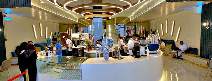 ODD Cafe is one of Riyadh.