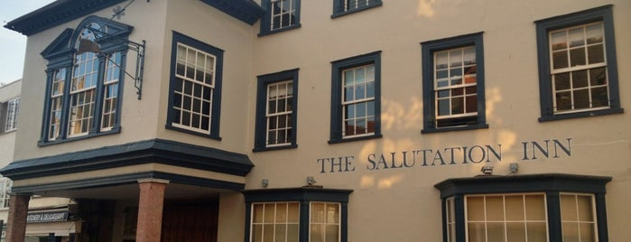 The Salutation Inn is one of Orte, die Carl gefallen.