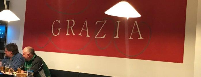 Pizzeria La Grazia (SV Sillenbuch) is one of Orte, die Breck gefallen.